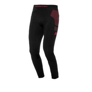 ADRENALINE Spodnie termoaktywne FROST czarny/czerw