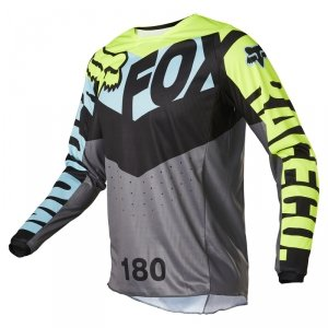 FOX BLUZA  OFF-ROAD 180 TRICE TEAL