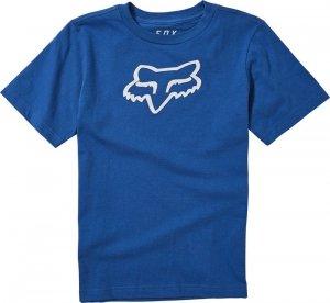 FOX T-SHIRT JUNIOR LEGACY ROYAL BLUE