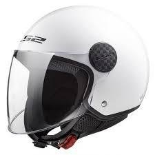 KASK LS2 OF558 SPHERE SOLID WHITE