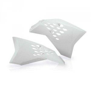Acerbis KTM boki od chłodnicy SX 65: 09 - 15 biały