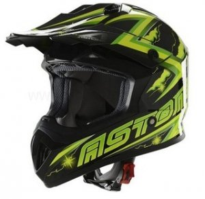 ASTONE KASK MX400DR GRAPHIC WILD