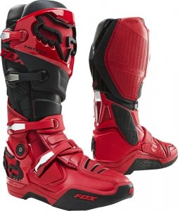 FOX BUTY OFF-ROAD INSTINCT RED/BLACK