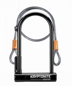 KRYPTONITE ZAPIĘCIE U-LOCK KEEPER 12 STANDARD 102X