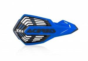 Acerbis Handbary X-FUTURE niebiesko - czarny