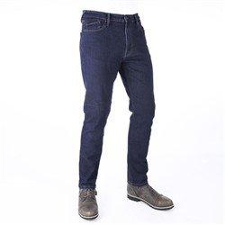 OXFORD Spodnie WEAR JEAN SLIM CE AA jeans granatow