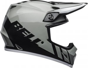 BELL KASK OFF-ROAD MX-9 MIPS DASH GREY/BLACK/WHITE
