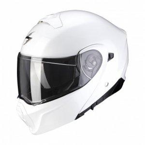 SCORPION KASK SZCZĘKOWY EXO-930 SOLID WHITE