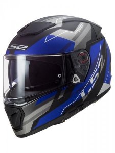 KASK LS2 FF390 BREAKER BETA MATT BLUE