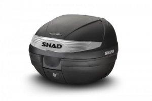 KUFER/TOP CASE SHAD SH29 BLACK/BLACK
