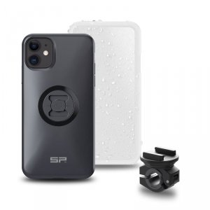 SP CONNECT ZESTAW MOTO BUNDLE NA LUSTERKO IPHONE