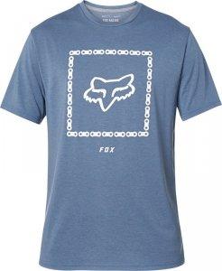FOX T-SHIRT MISSING LINK TECH BLUE STEEL