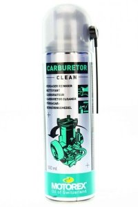 Motorex Carburetor Cleaner do czyszczenia gaźnika