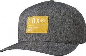FOX CZAPKA Z DASZKIEM NON STOP FLEXFIT BLACK/YELLO
