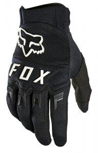 FOX RĘKAWICE OFF-ROAD DIRTPAW BLACK/WHITE
