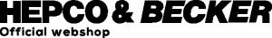H&B Verbindungsbügel für G-mol górny czarny