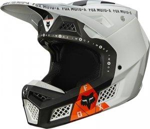 FOX KASK OFF-ROAD V-3 RS RIGZ BLACK