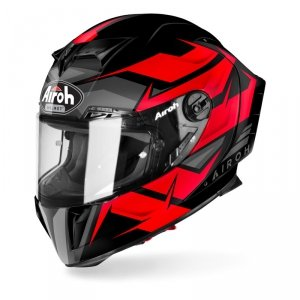 AIROH KASK INTEGRALNY GP550 S WANDER RED MATT