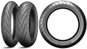 MICHELIN OPONA 180/55 ZR17 (73W) PILOT ROAD 4 GT R