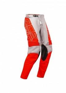 Acerbis Spodnie off-road Linear biało-czerwone