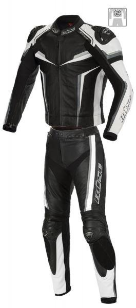 BUSE Mille Kombinezon motocyklowy czarno-biały