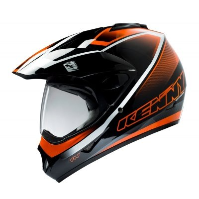 KENNY KASK OFF-ROAD EXTREME ORANGE