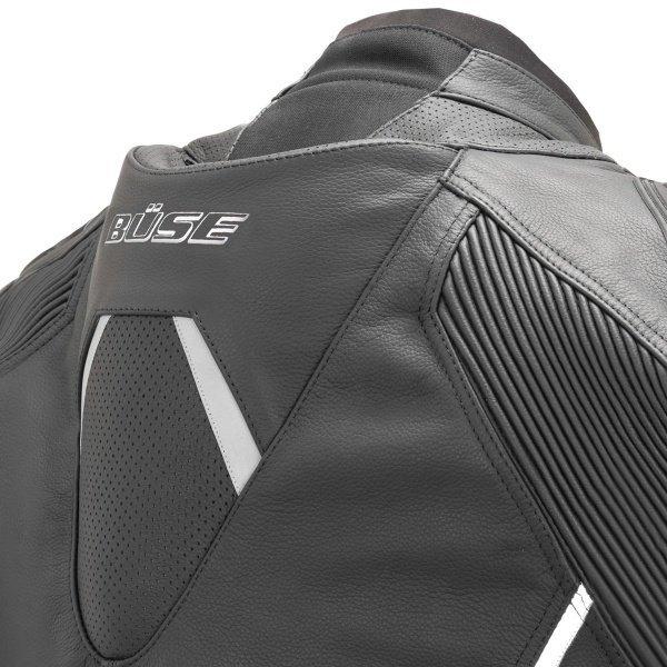 BUSE Imola kombinezon motocyklowy damski  czarno-biały