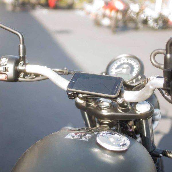 SP CONNECT MOTO BUNDLE NA KIEROWNICĘ IPHONE 12 PRO
