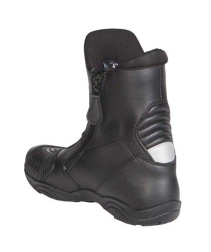 REBELHORN RIO buty skórzane czarne