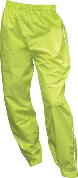Spodnie przeciwdeszczowe OXFORD RAIN SEAL ŻÓŁTY FLUO