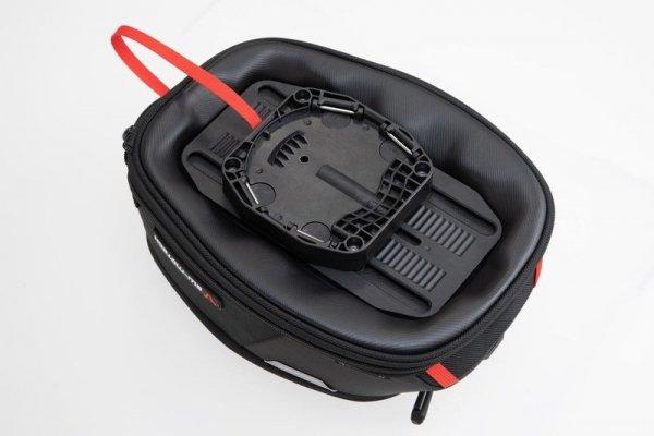 SW-MOTECH TANK BAG PRO DAYPACK BLACK/GREY 5-8L