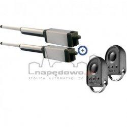 Zestaw Somfy Ixengo S 3S RTS 24V Standard Pack (2 piloty 4-kanałowe Keygo)