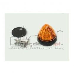 Lampa sygnalizacyjna Hormann LED SLK żółta 0,5 W / 24 V