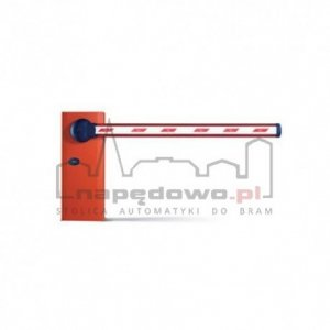 Szlaban Zestaw WIL6 z ramieniem tubowym 6 m