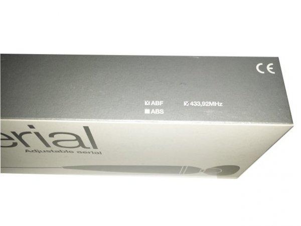 NICE Antena ABF 433 MHz zwiększająca zasięg pilota