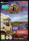 Euro Truck Simulator 2 - DODATEK Vive La France ! front pudełka