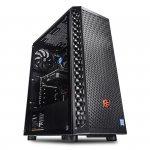 Komputer ADAX DRACO WXHR1600 R5 1600/A320/8G/SSD 512GB/GTX1650-4GB/W10Hx64