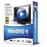 COREL WINDVD 9 PL