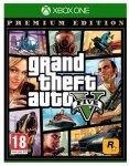 Grand Theft Auto V Premium Edition PL XBOX ONE