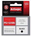 Tusz czarny do Canon (zamiennik Canon PGI-525Bk) (chip) ActiveJet ACC-525BN