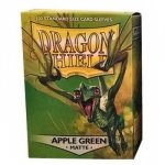Koszulki Dragon Shield Standard Sleeves - Matte Apple Green (100 Sleeves)