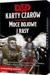 Dungeons & Dragons: Karty czarów - Moce bojowe i rasy 5.0 PL