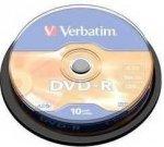 Verbatim DVD-R 4.7GB x16/1szt