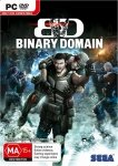 BINARY DOMAIN         PC DVD