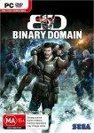 BINARY DOMAIN         PC DVD