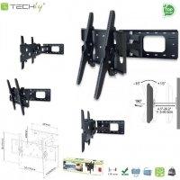 Uchwyt ścienny Techly LCD/LED 32-60 czarny