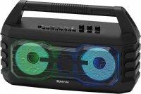 Głośnik Defender G106 Bluetooth 14W MP3/FM/SD/USB/TWS/LE<br />D czarny