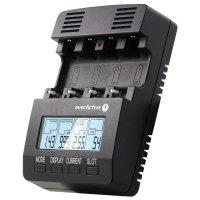 Ładowarka akumulatorków Ni-MH Ni-CD EverActive NC-3000