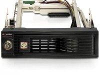 Kieszeń na dysk Delock 5,25 HDD/SSD 3,5 SATA