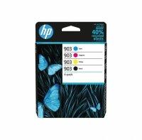 Zestaw tuszów HP 903 CMYK (6ZC73AE)
